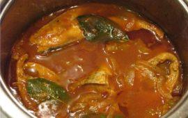 Рыбный суп  Халасле