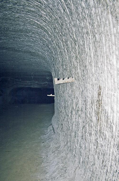 Соляные шахты Солотвино