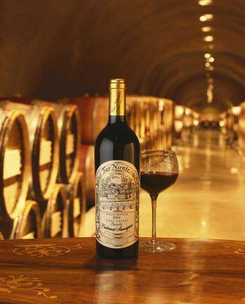 Красное вино Каберне Совиньон