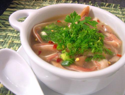 Венгерский суп косарей