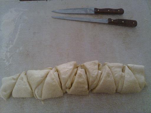 Сдобный хлеб погача