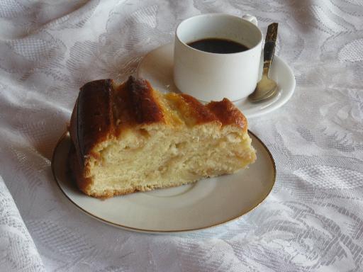 Быстрое дрожжевое тесто и обещанный кранч