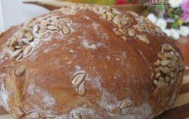 Ароматный домашний хлеб в духовке