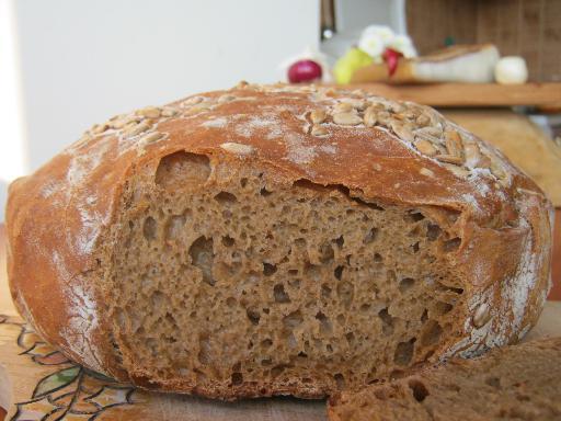 серый хлеб в мультиварке рецепты простые и вкусные