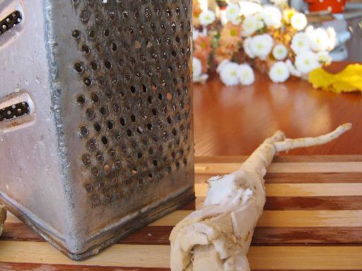 Как приготовить хрен в домашних условиях