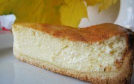 Роскошный песочный пирог с творогом: мой новый вкуснейший рецепт