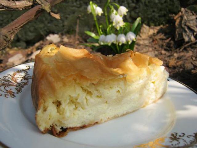 Тесто фило и вкусные пироги