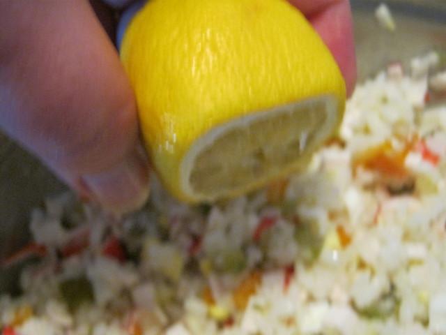 Сдобрим лимоном