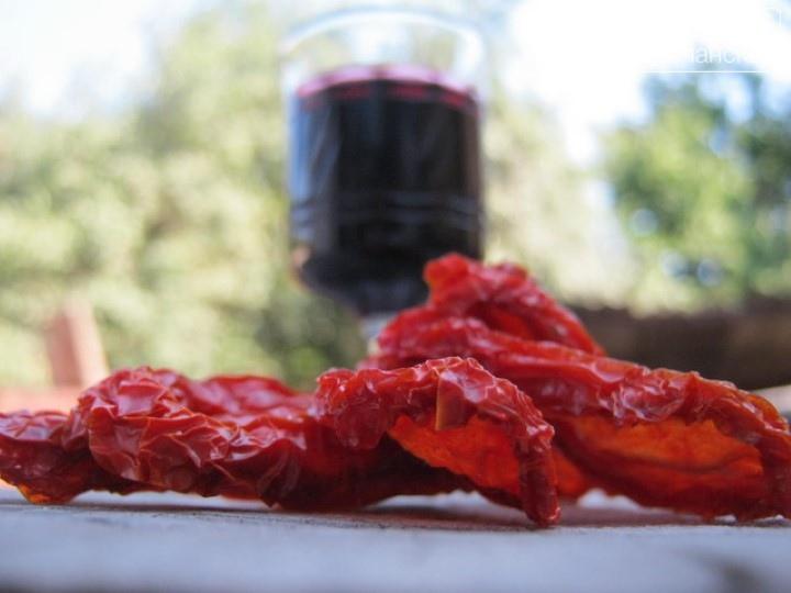 Миниатюра к статье Вяленые помидоры— настоящий рецепт