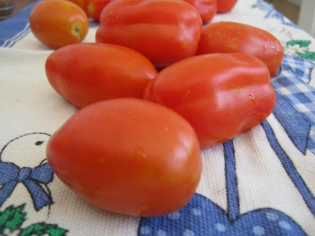 Сушим помидоры