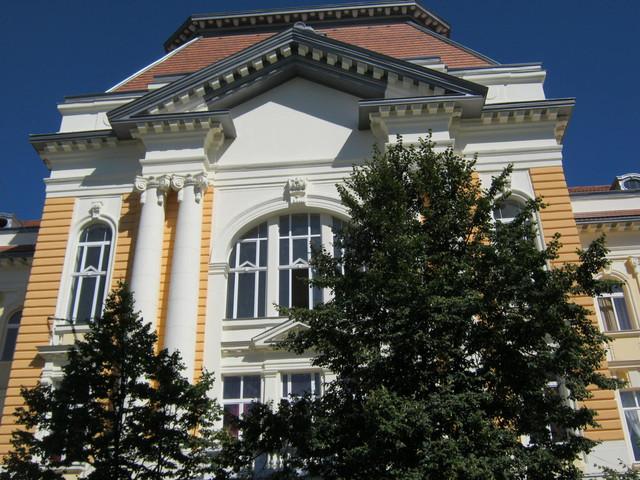 Здание бывшего жупского (городского) суда