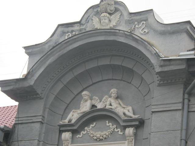 Ангелы под крышей