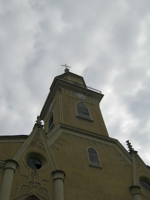 Католический костел, Берегово