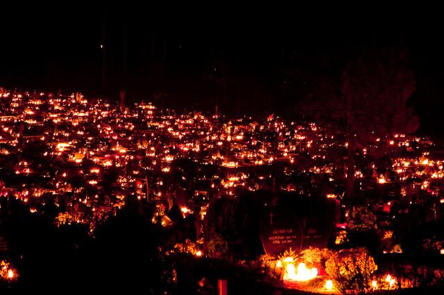 Ночью в день всех святых
