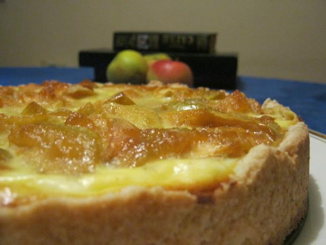Цветаевский яблочный пирог, фото
