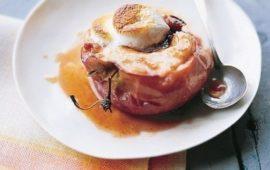 Печеные яблоки—  друзья талии и отличный десерт