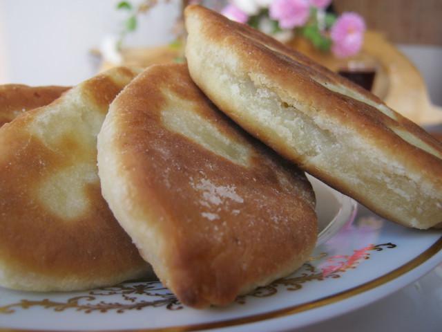 Пирожки на кефире
