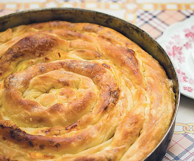 Вертута, рецепт с фото