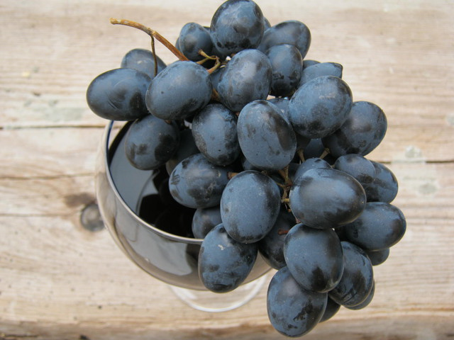 Виноградное вино— солнце в бокале