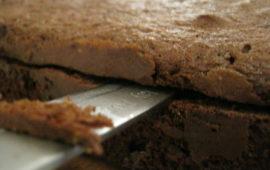Шоколадный бисквит— проверенный рецепт