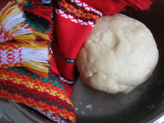 Заварное тесто для вареников и пельменей на отдыхе