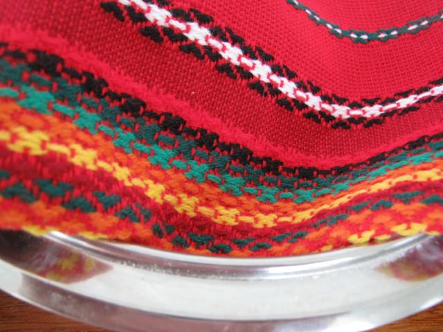 Заварное тесто для вареников и пельменей под салфеткой