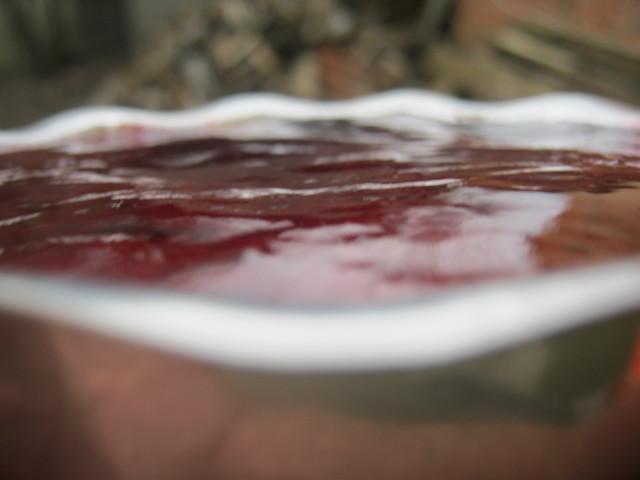 Запеченный паштет из говяжьей печени