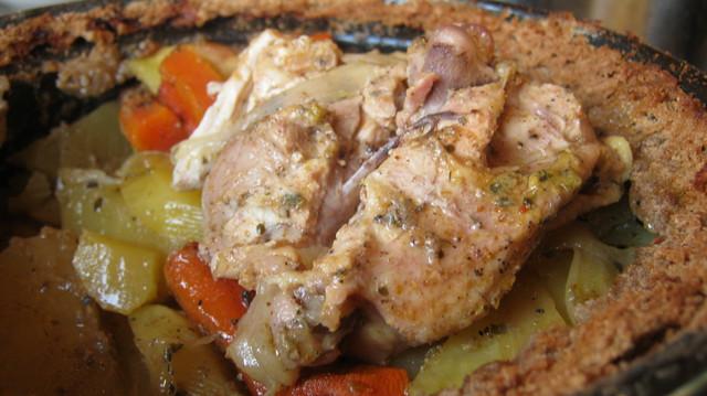 Курица в горшочке и путь к сердцу любимой