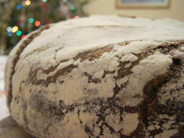 Рецепт хлеба в духовке прилагается
