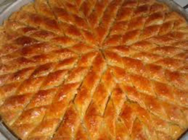 Рецепт пахлавы из слоеного теста— по армянски и ереванский