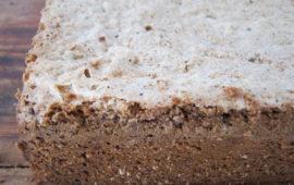 Ореховый бисквит без муки— ароматное чудо