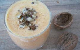 Смузи из тыквы— витаминный завтрак блогера