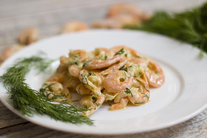 Жареные креветки в панцире: как приготовить, подать, непринужденно кушать