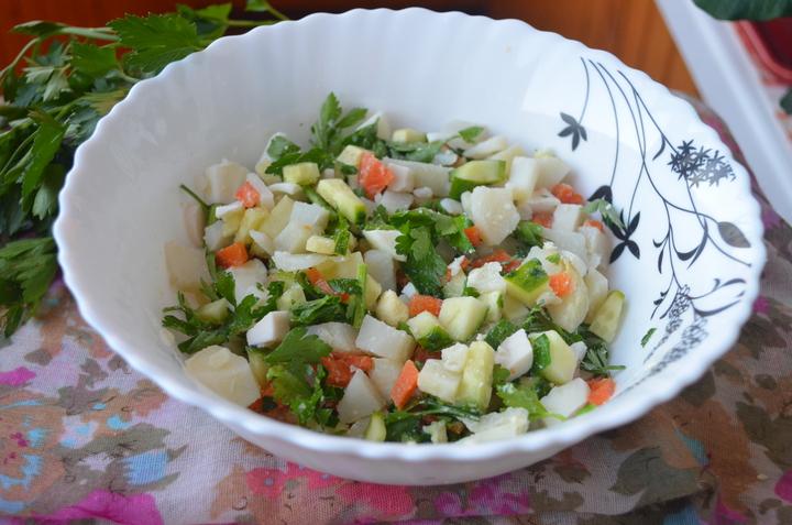 Почему назвали салат столичный