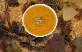 Крем суп из тыквы: любовь с первой ложки
