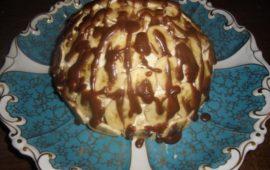 Банановый торт без выпечки. Безумно вкусный нежнейший десерт без особых усилий