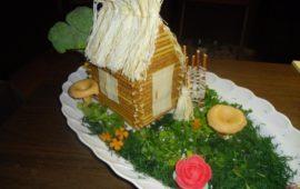 Необычные салаты с фото и рецептами: новые, вкусные, праздничные, обалденные на вид