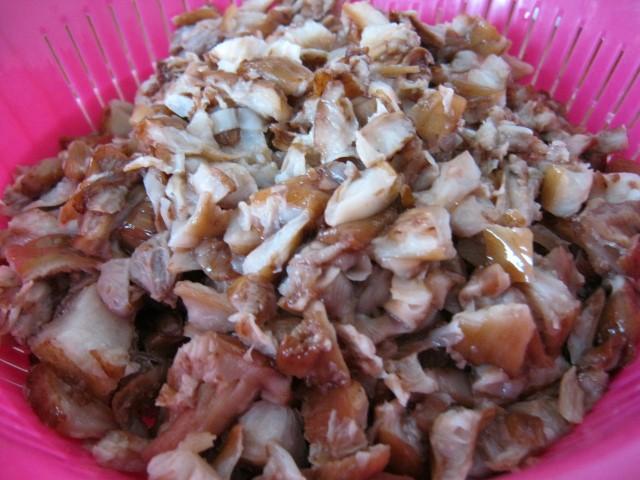 Грибы со сметаной и луком рецепт