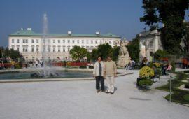 Путешествие в Зальцбург— город, где снимался мой любимый фильм «Звуки музыки»