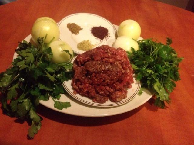 Миниатюра к статье Люля-кебаб на сковороде: блюдо для сытой лени или как приготовить кабаби по-грузински