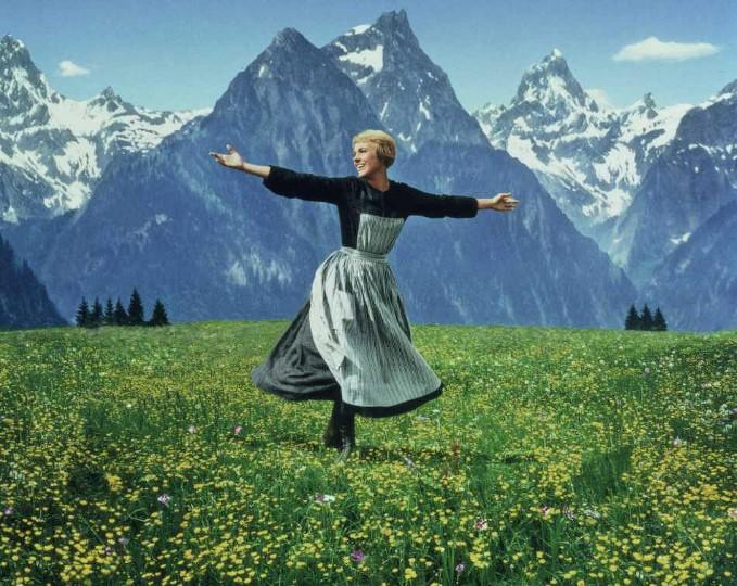 Миниатюра к статье Путешествие в Зальцбург— город, где снимался мой любимый фильм «Звуки музыки»