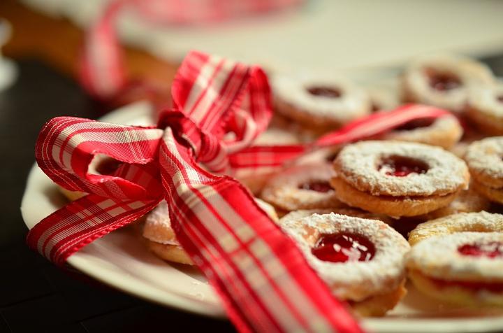 Рождественское печенье Сильвестери шютемень: наша традиционная семейная выпечка