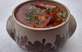 Гороховый суп с беконом: почти шведская классика