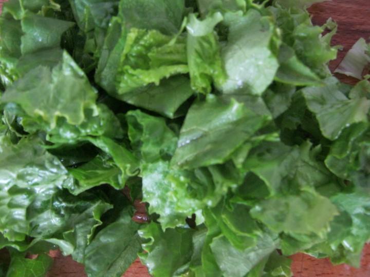 салат очень простой но вкусный