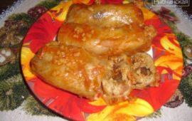 Рецепт восхитительной армянской пасуц толмы