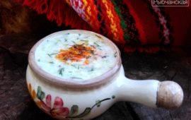 Наш любимый домашний рецепт болгарского таратора