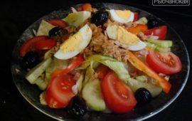 Салат Нисуаз: классический рецепт с историей происхождения