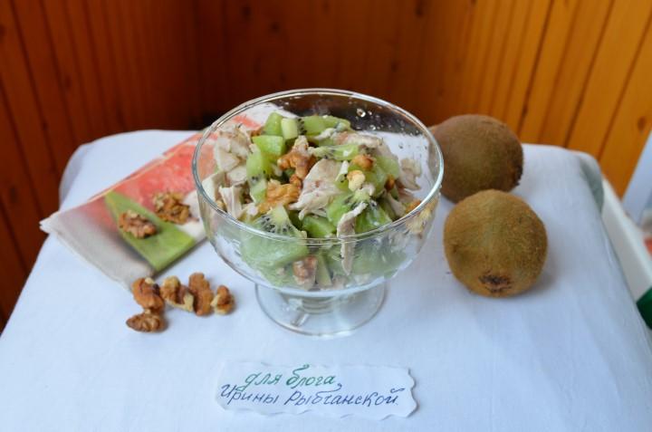 рецепты салатов летних и легких