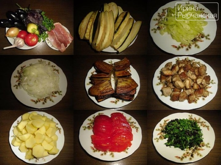 Миниатюра к статье Рецепт чанаха в горшочках от эксперта по домашней кавказской кухне