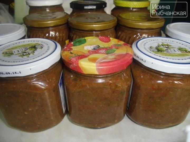 Как приготовить знаменитый соус ткемали на зиму из обыкновенных слив по простой технологии